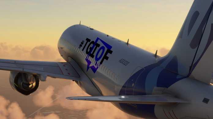 #TGIQF – Das Quiz um den Microsoft Flight Simulator