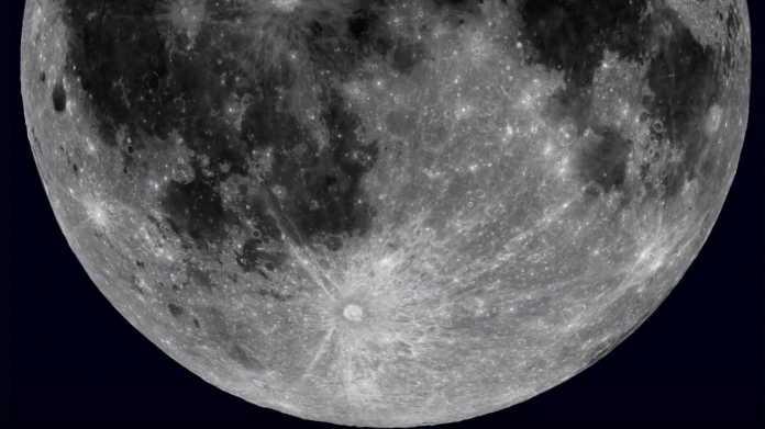 Bodenschätze aus dem All: NASA will von privaten Unternehmen Mondgestein kaufen