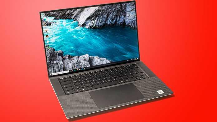Dells Edel-Notebook XPS 15 (9500) mit 16:10-Bildschirm