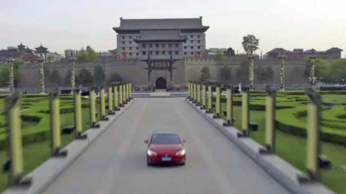 Tesla liefert Model 3 aus Shanghai voraussichtlich auch nach Europa