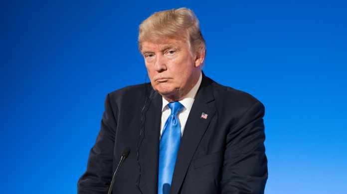 Immer dasselbe Passwort: Hacker hatten 2016 Zugriff auf Trumps twitter-Account