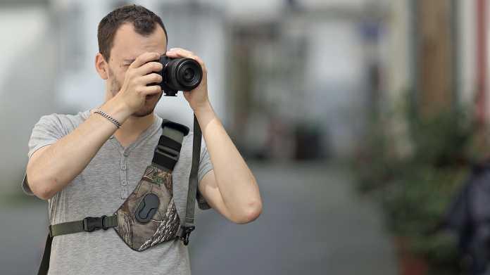 Für mehrere Kameras und hohen Komfort: Innovative Tragesysteme im Test