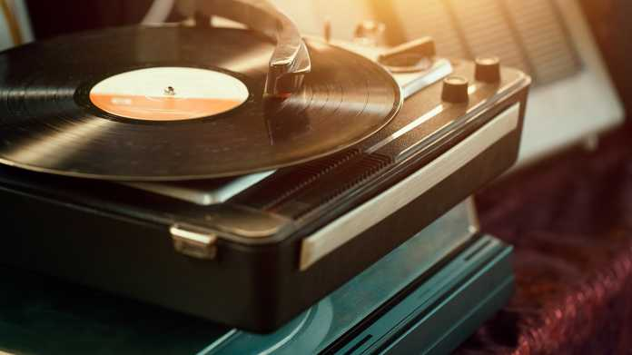 US-Musikmarkt: Die Schallplatte überholt die CD