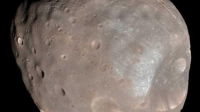 Post aus Japan: Auf zu den Mars-Monden