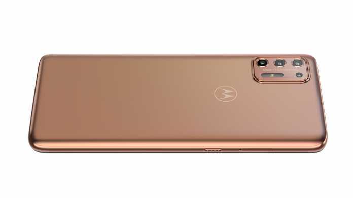 G9 Plus: Motorola zeigt neues Mittelklasse-Smartphone