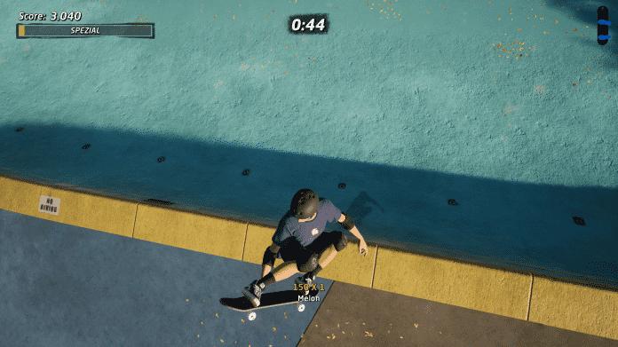 Tony Hawk Pro Skater 1+2 probegerollt: Retro, aber zeitgemäß