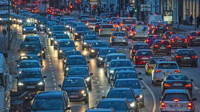 Sechs Euro am Tag: Studie zu einer City-Maut für München wirft Fragen auf