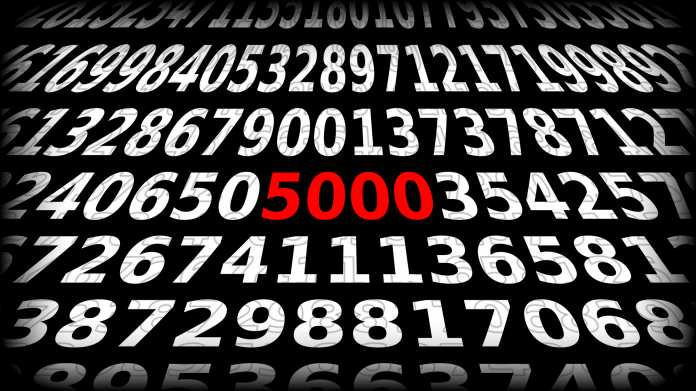 Zahlen, Bitte: 5000 Mathematiker und ein Verein