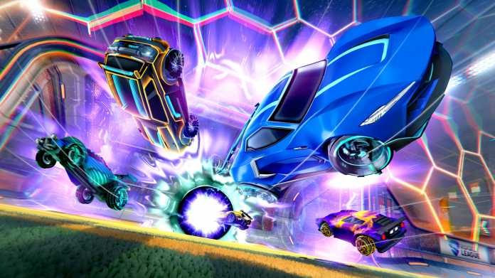 """Rocket League"": Umstellung auf Free2Play-Modell am 23. September"