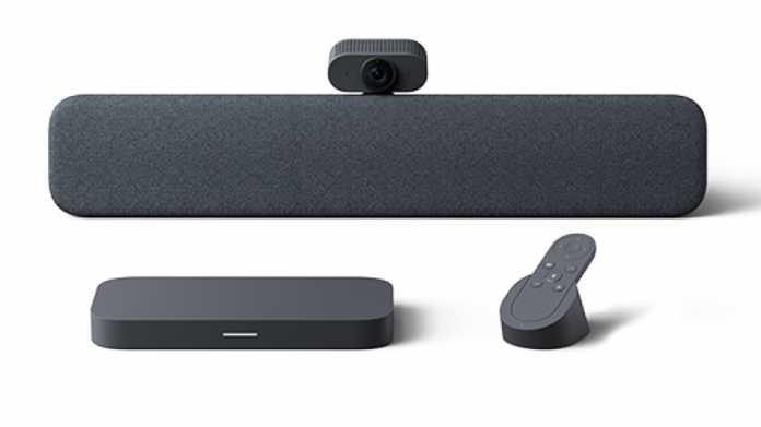 Google und Lenovo bringen Hardware-Kit für Videokonferenzen raus