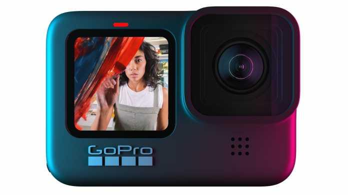 GoPro Hero 9 Black: 5K-Auflösung und mehr Bedienkomfort