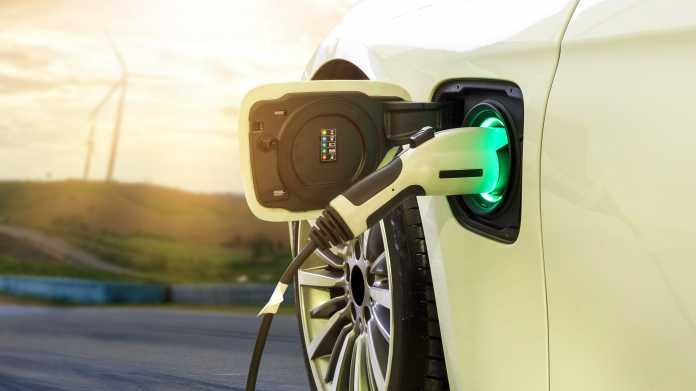 Export deutscher Elektro-Autos geht zurück
