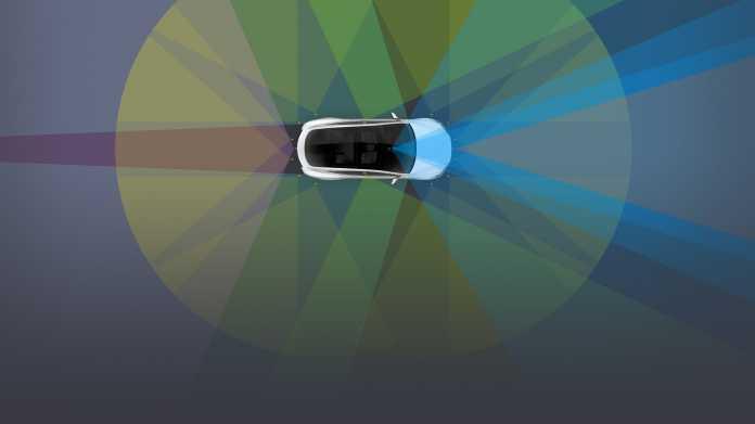 Teslas Kameras: ARD rückt Datenschutzbedenken ins Licht
