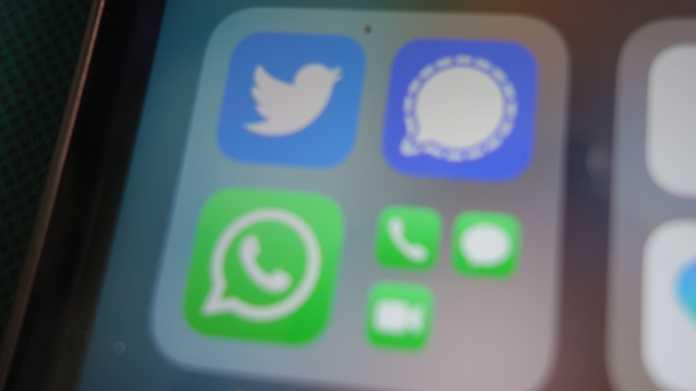 WhatsApp & Co.: Forscher warnen vor massenhaftem Auslesen von Kontakten