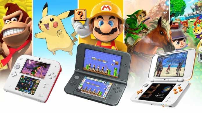 Nintendo beendet Produktion des 3DS