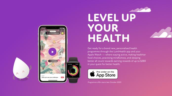 Technik gegen Bewegungsmangel: Singapur schließt Partnerschaft mit Apple