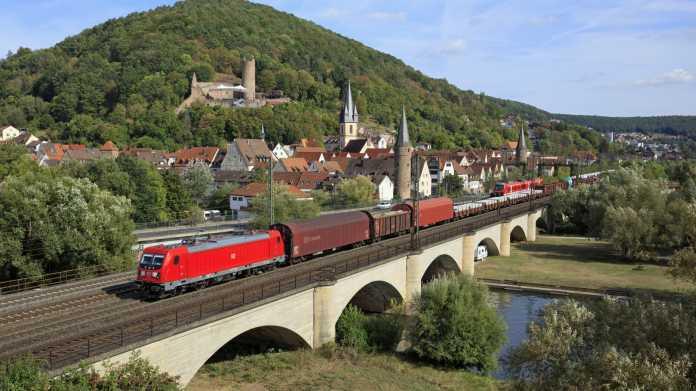 LTE: Abdeckung deutscher Bahnstrecken noch lückenhaft