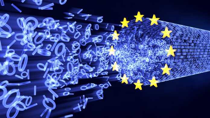 Digitale EU-Dekade: Superrechner und schnelle Netze für digitale Souveränität