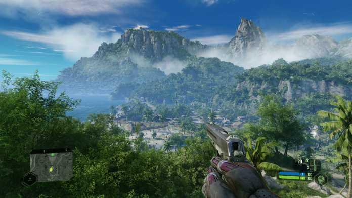 """""""Crysis Remastered"""" angespielt: Früher war alles besser"""