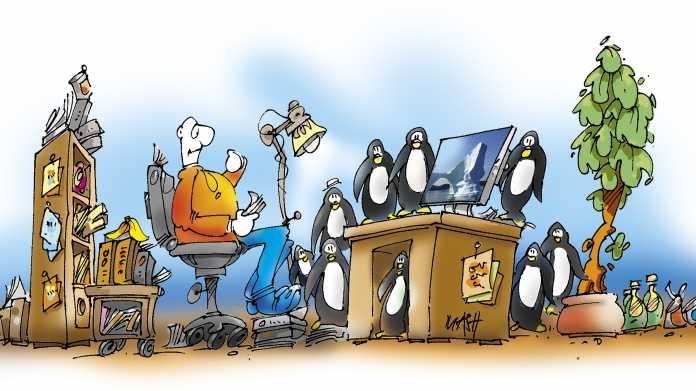 Linux: Sorgenfrei und unkompliziert