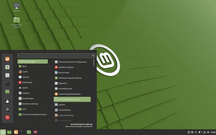 Der Cinnamon-Desktop von Linux Mint ist ein guter Ausgangspunkt, um die Linux-Welt zu erkunden.