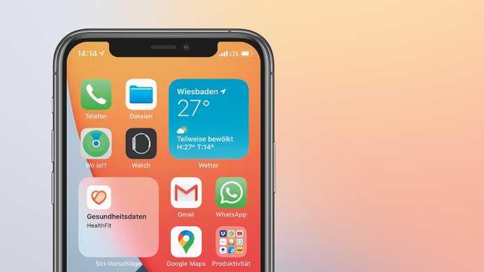 Mehr Komfort und Schutz: iOS 14 und iPadOS 14 im Detail