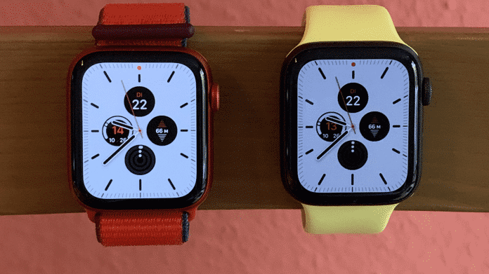Apple Watch Series 6 und SE