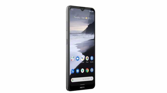 Nokia 2.4 und 3.4: Neue Einsteiger-Smartphones mit Android One