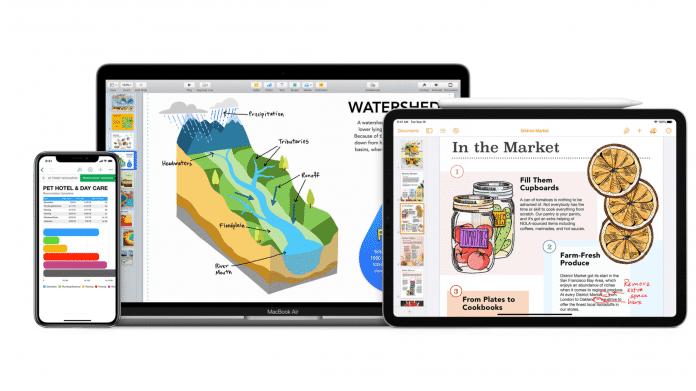Pages, Keynote und Numbers bereit für iOS 14 und iPadOS 14
