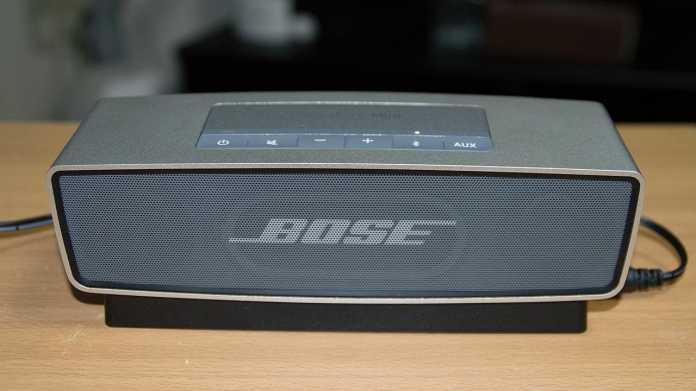 "Bose-Gerät ""Soundlink Mini"""