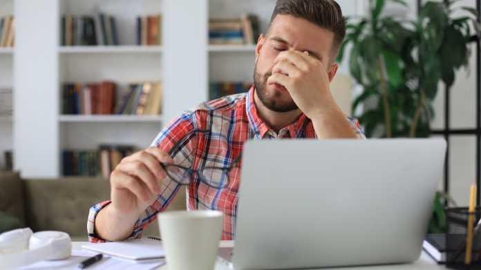 Microsoft-Analyse: Mehr Burnout-Anzeichen, schlechtere Work-Life-Balance