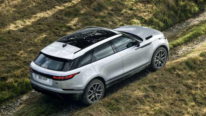 Mit Hybrid und als PHEV: Land Rover überarbeitet den Range Rover Velar