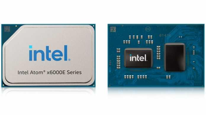 """Intel: Atom x6000E für Embedded Systems und billigere """"Tremont""""-CPUs"""