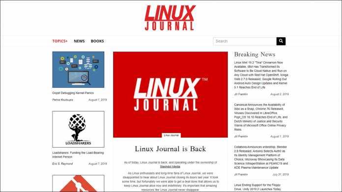 Dritter Versuch: Linux Journal kündigt erneutes Comeback an