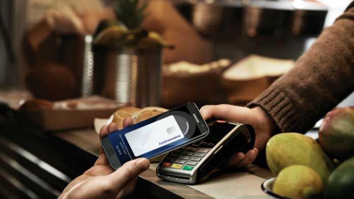 Bezahldienst Samsung Pay kommt nach Deutschland