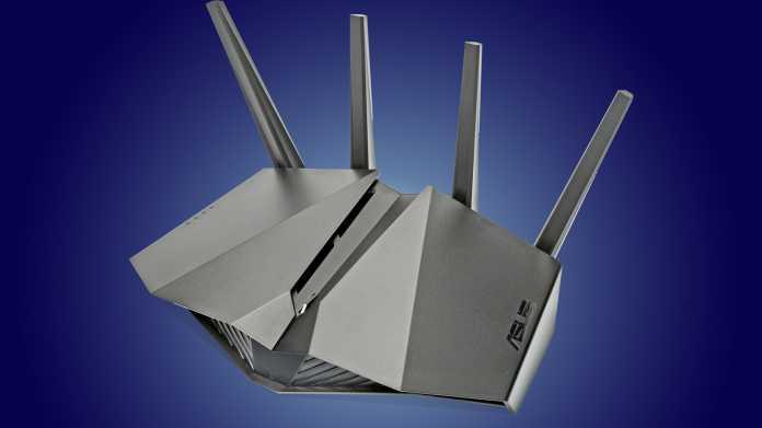 Asus RT-AX82U: WLAN-Router mit Wi-Fi 6