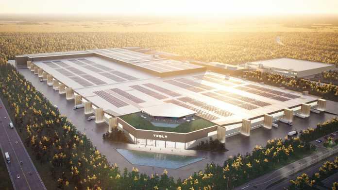 Tesla-Fabrik in Grünheide: Hitzige Debatte in der Stadthalle von Erkner