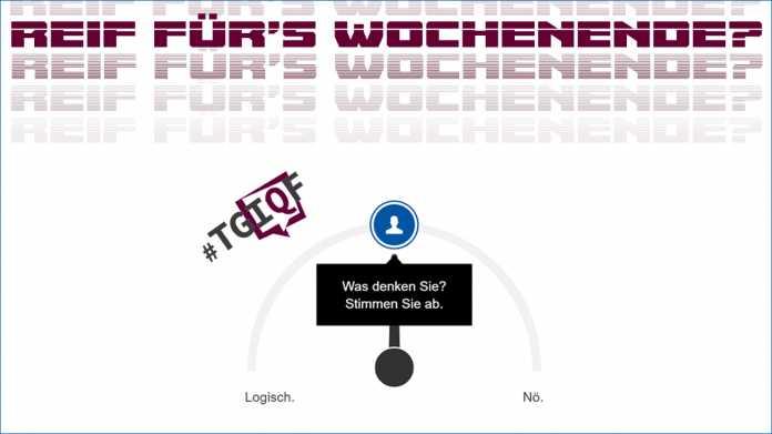 #TGIQF: Das große Umfragen-Quiz