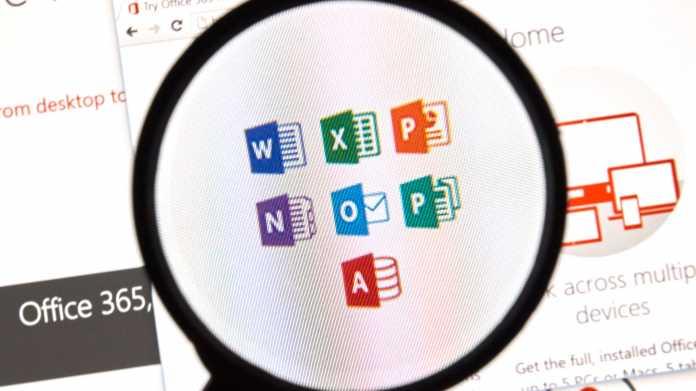 Noch nicht tot: Office trotzt Microsoft 365