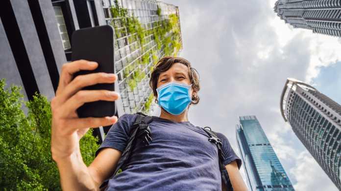 Google Maps zeigt Daten zur Corona-Pandemie