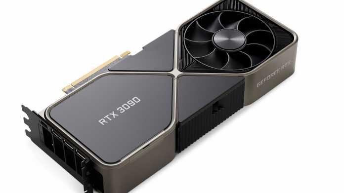 GeForce RTX 3090 - 15% schneller als 3080 aber doppelt so teuer