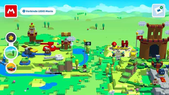 Super Mario von Lego: Lego-Spiel mit Mario-Sounds