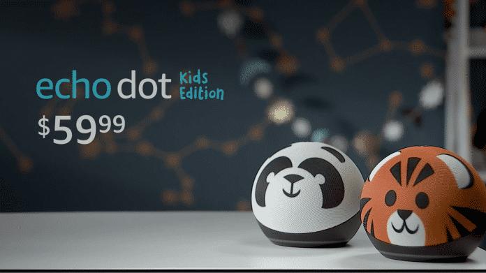 Alexa soll Kinder erkennen und an Konversationen teilnehmen