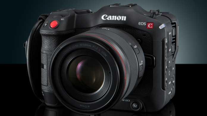 Canon EOS C70: Canon führt RF-Bajonett in seine Cinema-Linie ein