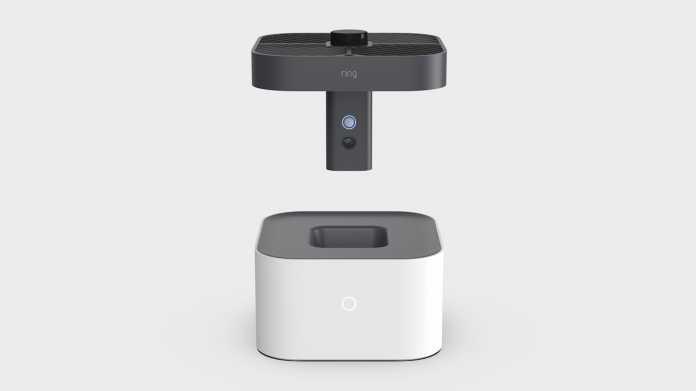 Ring Always Home Cam: Amazons autonome Indoor-Drohne soll Innenräume überwachen