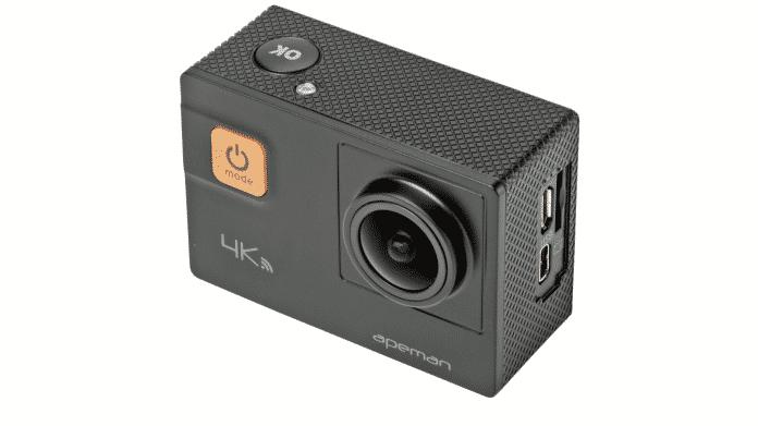 Apeman A80 im Kurztest: 4K-Action-Cam für 80 Euro
