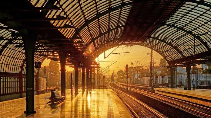 Bahnhof Spandau Berlin