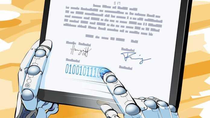 Elektronische Signatur: eine Bestandsaufnahme