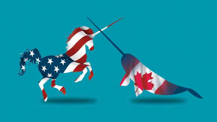 Innovation in Kanada: Das bessere Einhorn hat Flossen