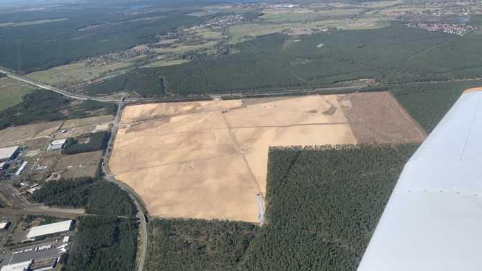 Teslas Gigafactory in Grünheide: Anhörung geht in die Verlängerung